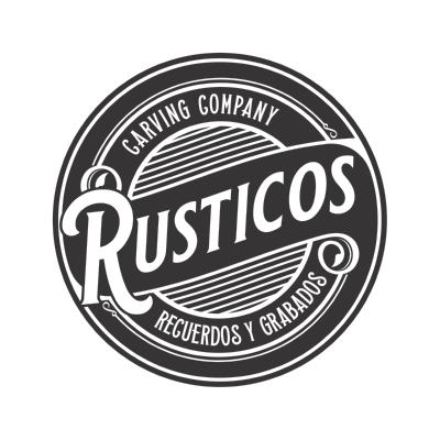 logo rusticos