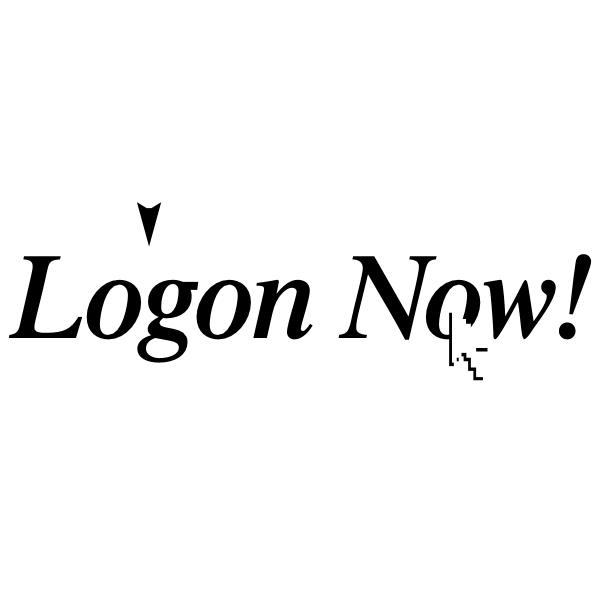 Logon Now! ,Logo , icon , SVG Logon Now!