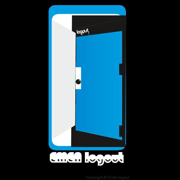 logout Logo ,Logo , icon , SVG logout Logo