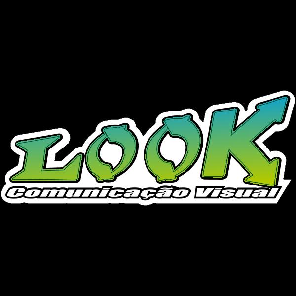Look Comunicação Visual Logo ,Logo , icon , SVG Look Comunicação Visual Logo