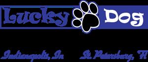 Lucky Dog Graphics Logo ,Logo , icon , SVG Lucky Dog Graphics Logo