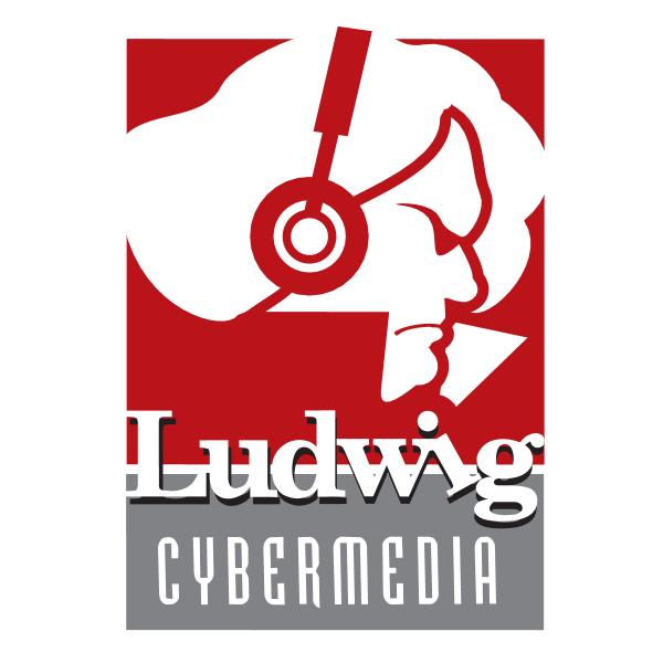 Ludwig Cybermedia Logo ,Logo , icon , SVG Ludwig Cybermedia Logo