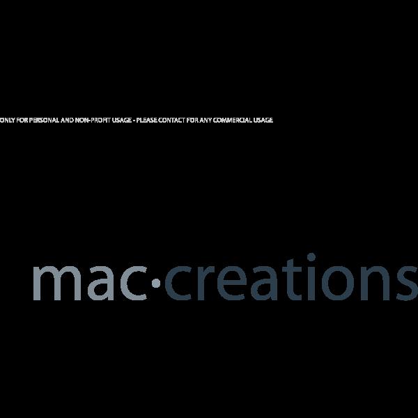 mac.creations Logo ,Logo , icon , SVG mac.creations Logo
