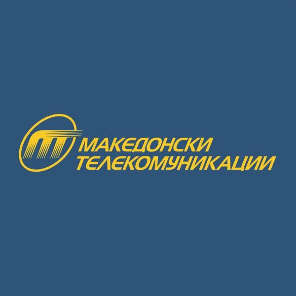 Macedonian Telecom Logo ,Logo , icon , SVG Macedonian Telecom Logo