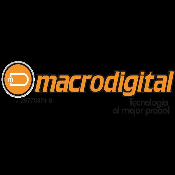 Macrodigital Logo ,Logo , icon , SVG Macrodigital Logo