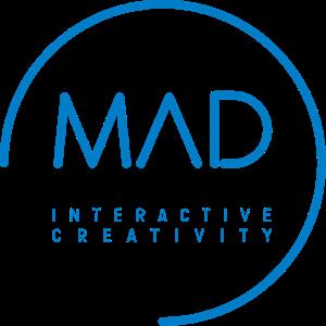 MAD Interactive Creativity Logo ,Logo , icon , SVG MAD Interactive Creativity Logo