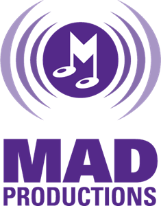Mad Productions Logo ,Logo , icon , SVG Mad Productions Logo