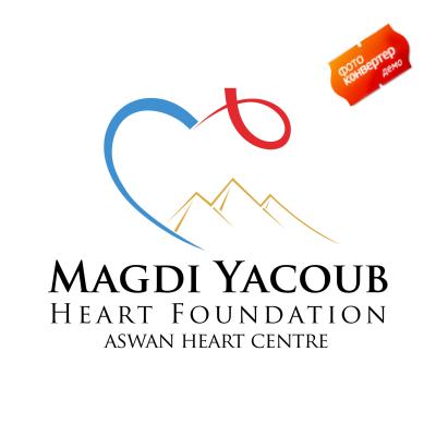 Magdi yacoub ,Logo , icon , SVG Magdi yacoub