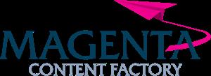 Magenta Content Factory Logo ,Logo , icon , SVG Magenta Content Factory Logo