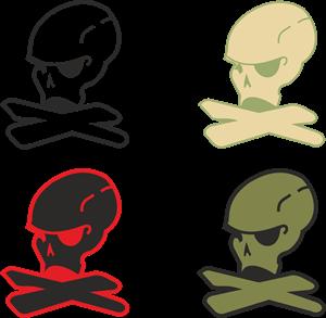 Magpul skull Logo ,Logo , icon , SVG Magpul skull Logo
