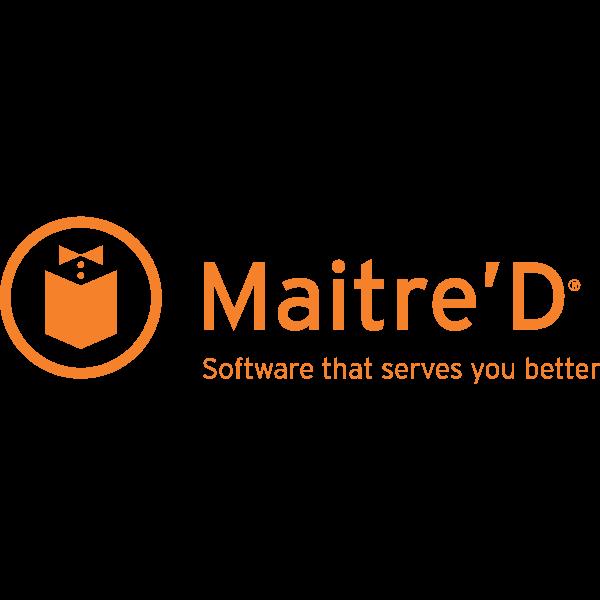 Maitre'D Logo ,Logo , icon , SVG Maitre'D Logo