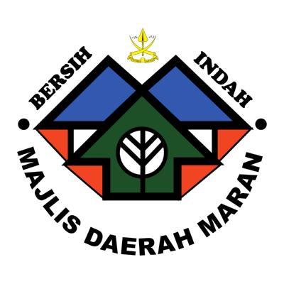 majlis daerah maran ,Logo , icon , SVG majlis daerah maran