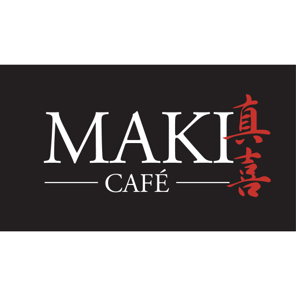 Maki Café Logo ,Logo , icon , SVG Maki Café Logo