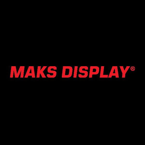 Maks Display Logo ,Logo , icon , SVG Maks Display Logo