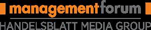 Management Forum Handelsblatt Media Group Logo ,Logo , icon , SVG Management Forum Handelsblatt Media Group Logo