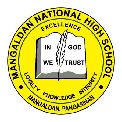 mangaldan national high school ,Logo , icon , SVG mangaldan national high school