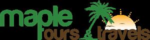 Maple Tours & Travels Logo ,Logo , icon , SVG Maple Tours & Travels Logo