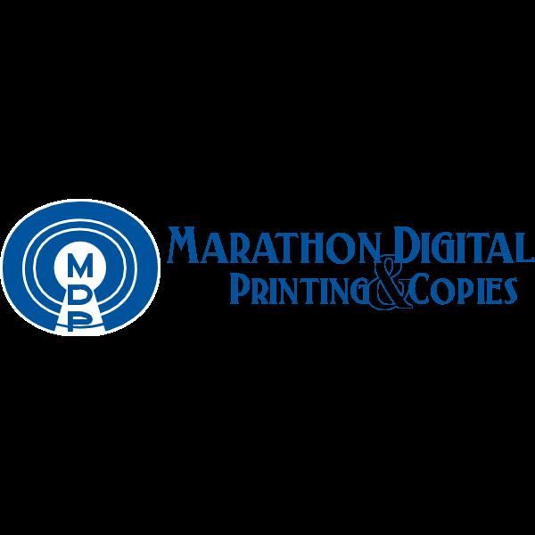 Marathon Digital Printing Logo ,Logo , icon , SVG Marathon Digital Printing Logo