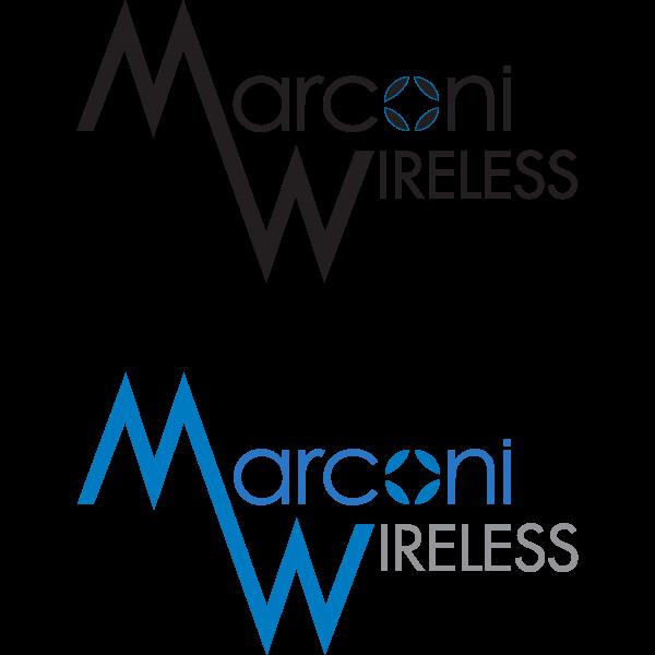 Marconi Wireless Logo ,Logo , icon , SVG Marconi Wireless Logo