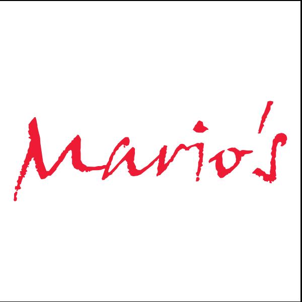 Mario's Logo ,Logo , icon , SVG Mario's Logo