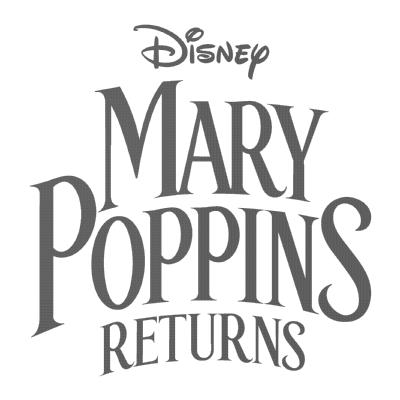 mary poppins returns ,Logo , icon , SVG mary poppins returns