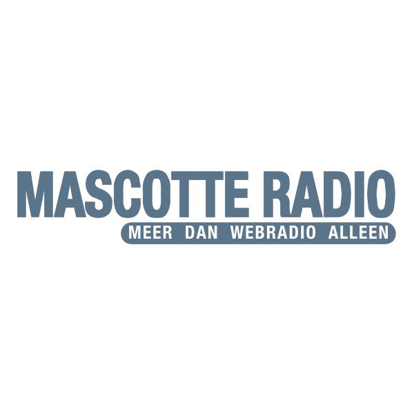 Mascotte Radio Logo ,Logo , icon , SVG Mascotte Radio Logo