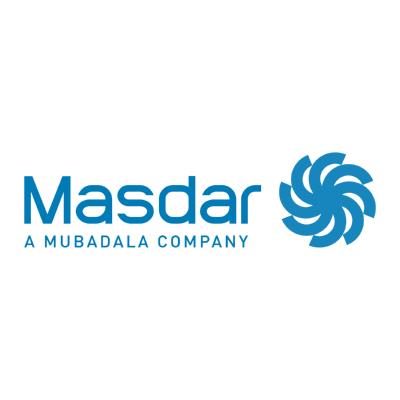 Masdar A MUBADALA COMPANY ,Logo , icon , SVG Masdar A MUBADALA COMPANY