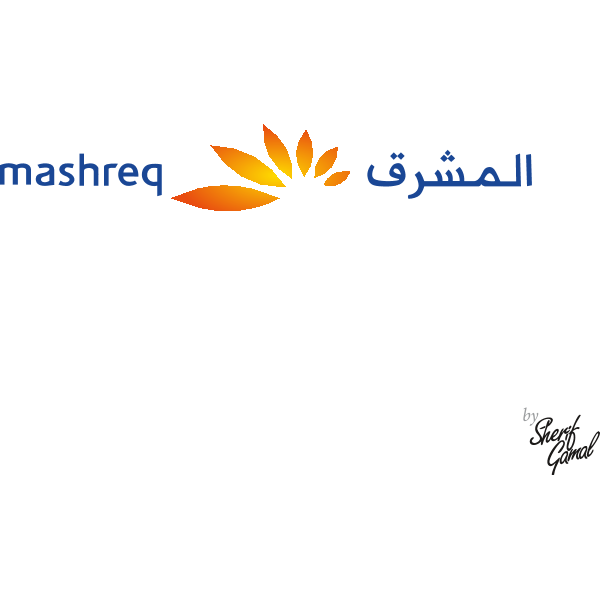 Mashreq Bank Logo ,Logo , icon , SVG Mashreq Bank Logo