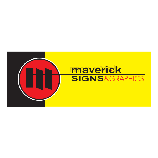 Maverick Signs and Graphics, Inc Logo ,Logo , icon , SVG Maverick Signs and Graphics, Inc Logo