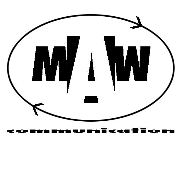 MAW communication Logo ,Logo , icon , SVG MAW communication Logo