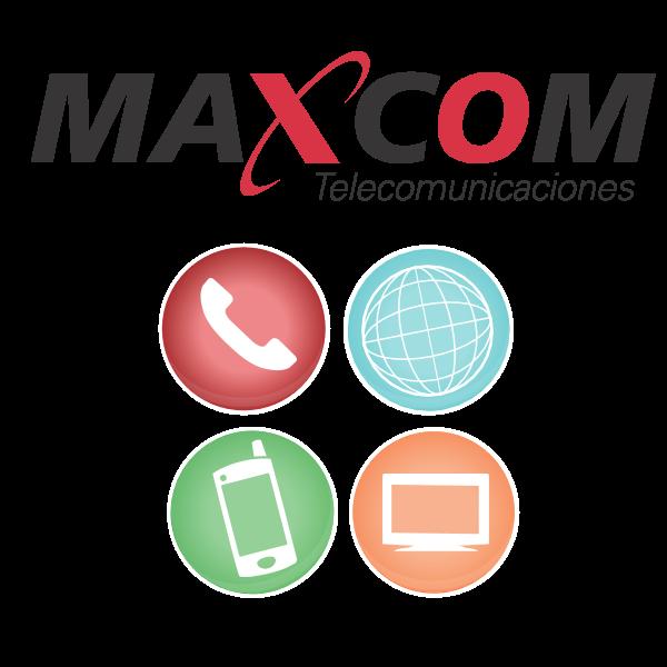 MAXCOM Logo ,Logo , icon , SVG MAXCOM Logo