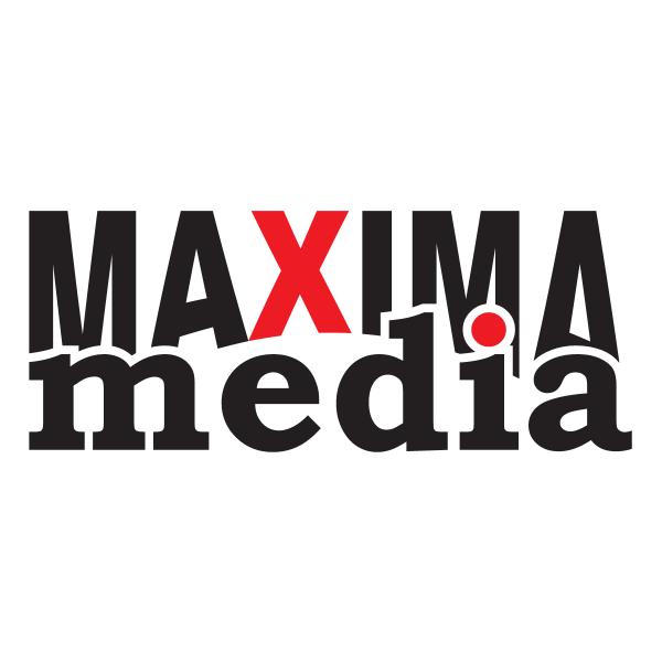 Maxima Media Logo ,Logo , icon , SVG Maxima Media Logo