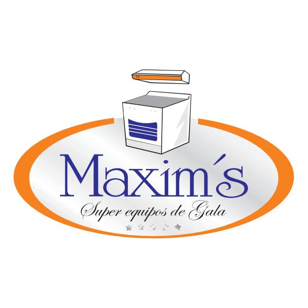 Maxim's Logo ,Logo , icon , SVG Maxim's Logo