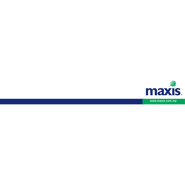 Maxis Communications Berhad Logo ,Logo , icon , SVG Maxis Communications Berhad Logo
