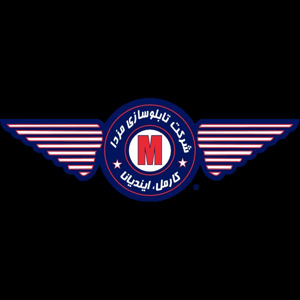 Mazda Sign, Inc. In Farsi Logo ,Logo , icon , SVG Mazda Sign, Inc. In Farsi Logo