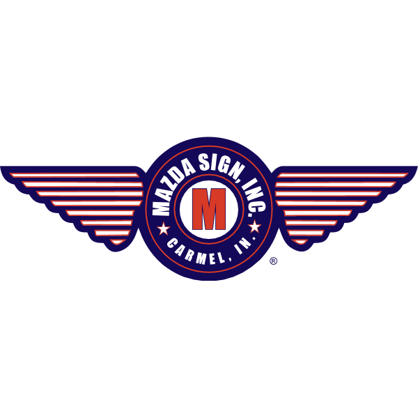 Mazda Sign, Inc. Logo ,Logo , icon , SVG Mazda Sign, Inc. Logo