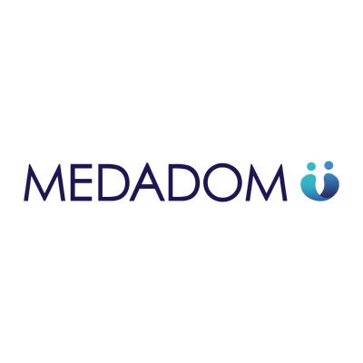 Medadom Logo