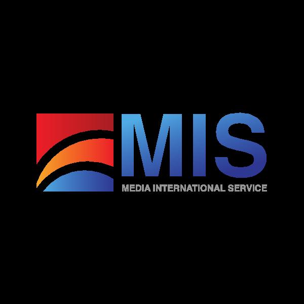 Media International Service Logo ,Logo , icon , SVG Media International Service Logo