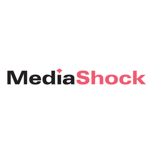 MediaShock Logo ,Logo , icon , SVG MediaShock Logo