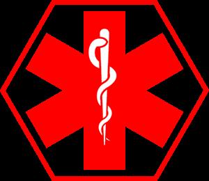 Medical Alert Symbol Logo ,Logo , icon , SVG Medical Alert Symbol Logo