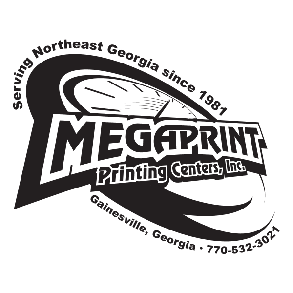 Megaprint Printing Centers, Inc. Logo ,Logo , icon , SVG Megaprint Printing Centers, Inc. Logo