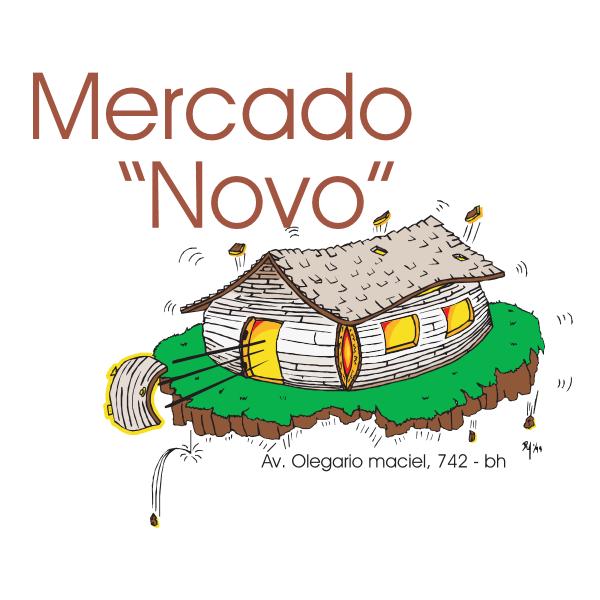Mercado Novo Logo ,Logo , icon , SVG Mercado Novo Logo