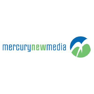 Mercury New Media Logo ,Logo , icon , SVG Mercury New Media Logo
