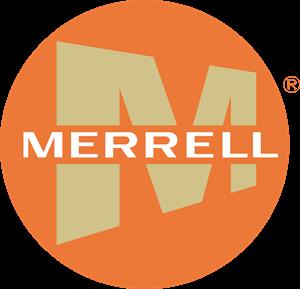 Merrell Circle Logo ,Logo , icon , SVG Merrell Circle Logo