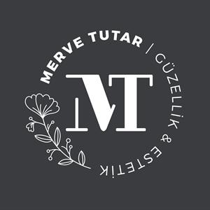 Merve Tutar Güzellik & Estetik Logo ,Logo , icon , SVG Merve Tutar Güzellik & Estetik Logo
