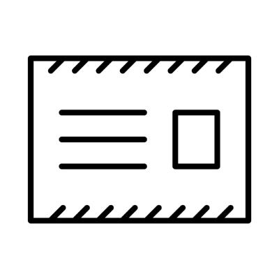 message ,Logo , icon , SVG message