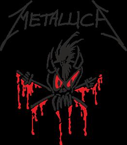 Metallica 9 Logo ,Logo , icon , SVG Metallica 9 Logo