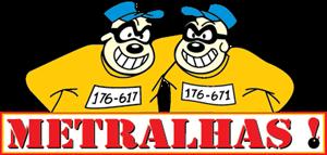 Metralhas Logo ,Logo , icon , SVG Metralhas Logo
