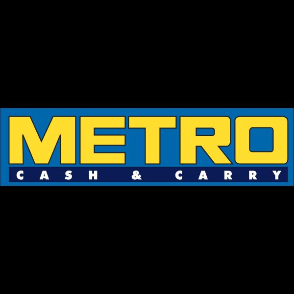 Metro Cash&Carry Logo ,Logo , icon , SVG Metro Cash&Carry Logo