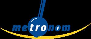 Metronom Eisenbahngesellschaft Logo ,Logo , icon , SVG Metronom Eisenbahngesellschaft Logo